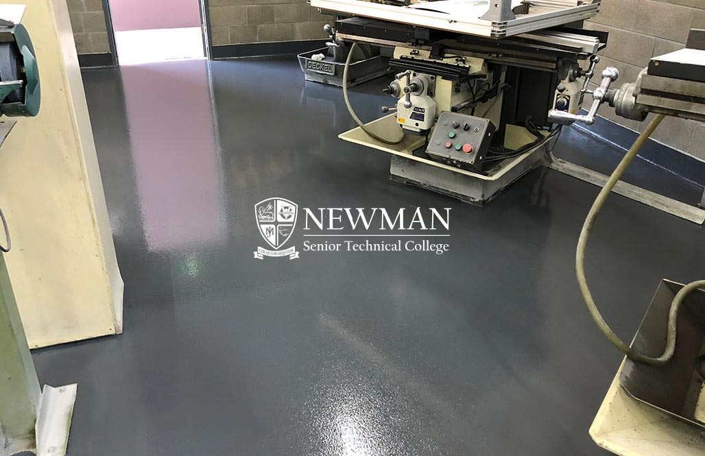 Newman College Automotive